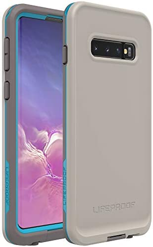 LifeProof FRE Series Waterproof Case for Samsung Galaxy S10 Non Retail Packaging Body Surf product image