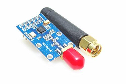 SMAKN Stable CC1101 Wireless Module/Technical Grade With External Antenna FZ0223