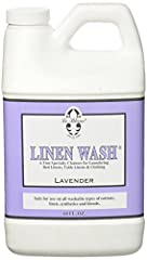 Created for the care of fine household linens & apparelHighly effective stain remover without the use of harsh chemicalsThe orignal cold water wash to safely clean and preserve luxurious linens, cottons, synthetic and blendsNo bleach, no caustics, no...