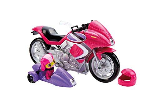 Barbie Mattel DHF21 - Modepuppen, Das Agententeam, Geheimagenten-Motorrad