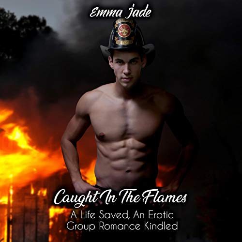 Caught in the Flames cover art