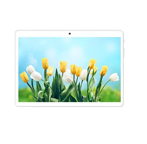 10,1 Zoll Tablet PC 1280x800 IPS 2 GB RAM 32 GB ROM 3G Berufung 2SIM Karte Telefon Android 9,0 Pie WiFi AGPS MTK Quad-Core - Golden