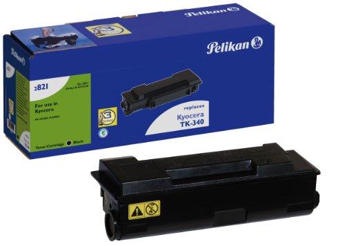Pelikan Toner ersetzt Kyocera TK-340 (passend für Drucker Kyocera FS 2020)