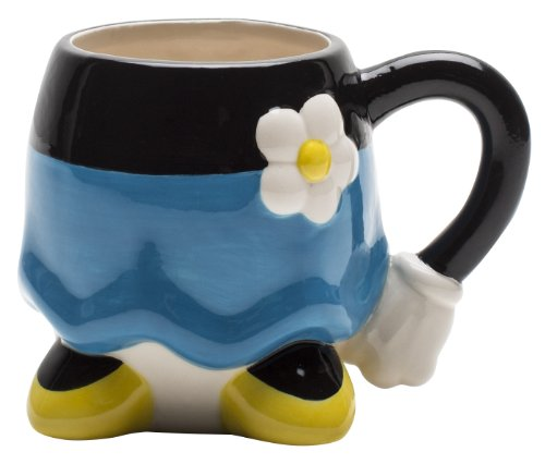 Minnie Ceramic Sculpted Mug -  Zak!, MMLX-1590
