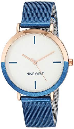 Nine West Dress Watch (Model: NW/2550RGBL)