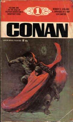 Conan (Lancer Conan, 1) 0447751042 Book Cover