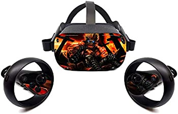Oculus Quest Accessories Skins Post-apocalyptic fiction VR Headset and Controller Decal Sticker Protective Bafna Anusha