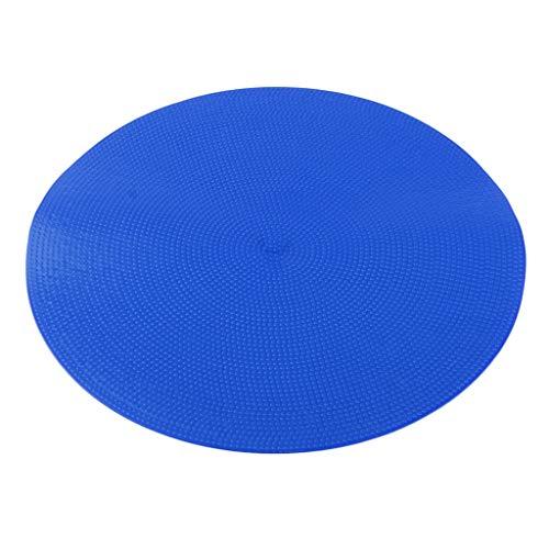 perfeclan Marcadores de Puntos Deportivos de 9 Pulgadas - para Juegos Y Ejercicios Equipo de Campo - Azul