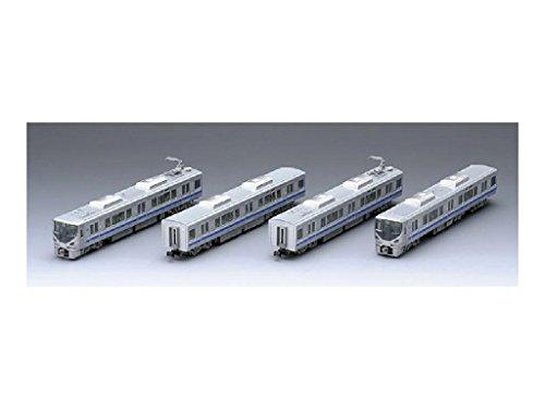 J.R. Suburban Train Series 225-5000 (Basic 4-Car Set) (Model Train)