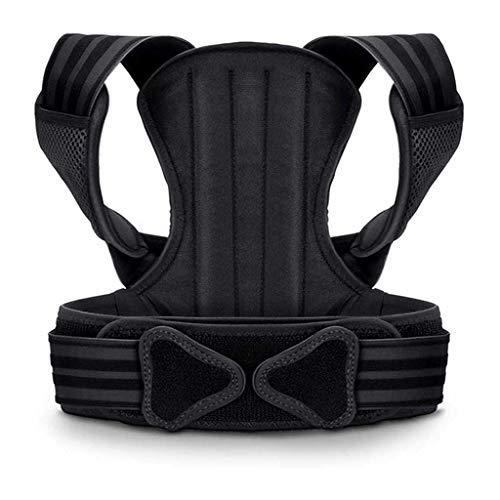 AWEDE Corrector de Postura para Hombres y Mujeres, Columna Vertebral y Soporte de Espalda, proporcionando Alivio de Dolor para el Cuello, la Espalda, los Hombros, Ajustable 🔥