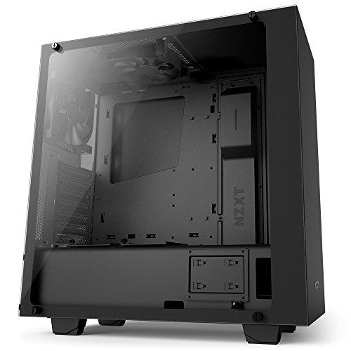 NZXT S340VR Elite Computer Case , Matte Black (CA-S340W-B3)