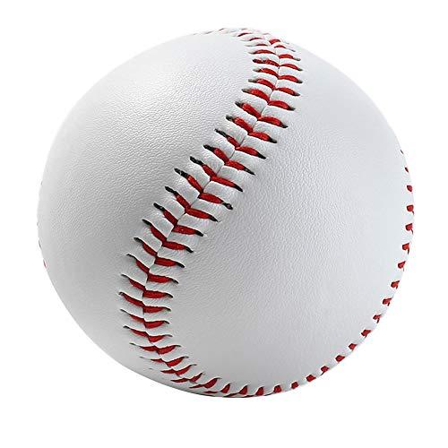 9 Pulgadas Pelota de b/éisbol para pr/áctica de competici/ón kaakaeu