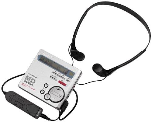 Sony MZR70 Minidisc Recorder