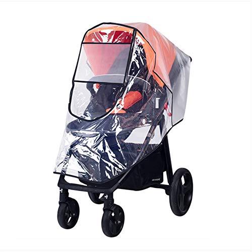 ZYEZI Baby Stroll Rain Cover Poussettes Raincoat Accessoires Zipper Infant Car Cover