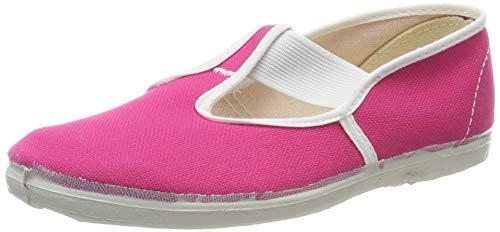 Beck Mädchen Basic Multisport Indoor Schuhe, Pink (Pink 06), 26 EU
