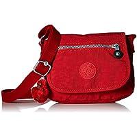 Kipling Sabian Cross Body Mini Bag (Cherry)