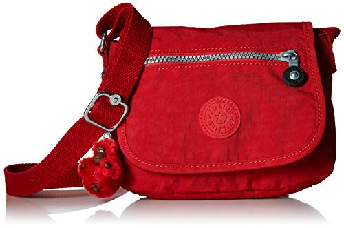 Kipling Sabian Crossbody Mini Bag, Cherry, One Size