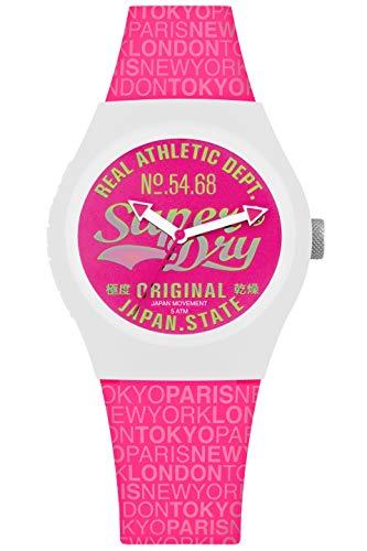 Superdry Montre dcontracte SYL249P