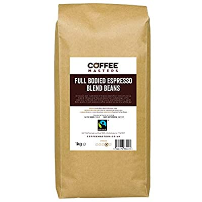 Coffee Masters Full Bodied Espresso Coffee Beans
