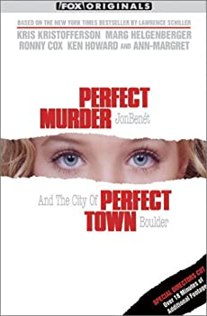 DVD Perfect Murder, Perfect Town Book