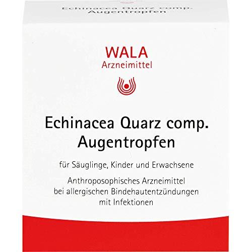 WALA Echinacea Quarz comp. Augentropfen, 30 St. Lösung