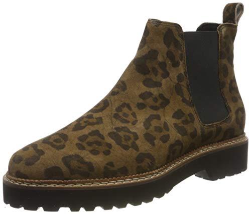Sioux Damen Velisca-709 Chelsea Boots, Braun (Sella 003), 37 EU