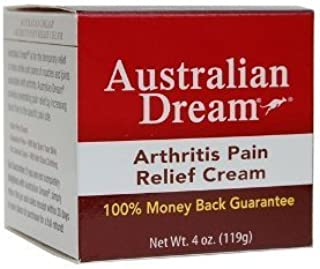 Australian Dream Arthritis Cream 4 Oz (PACK OF 2)