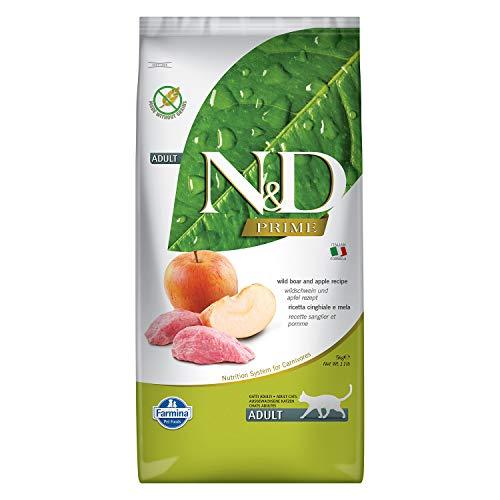 N&D Grain Free Cat Jabalí Grain Free Gato seco