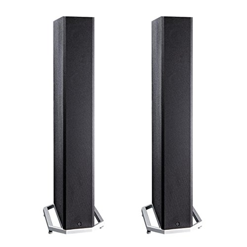 Definitive Technology BP9040 High Power Bipolar Tower Speaker with Integrated 8