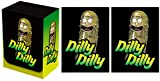 Legion Supplies Pickle Rick Dilly Dilly Deck Box with 100 Sleeves