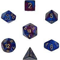 Chessex Manufacturing Cube Gemini Set of 7 Dice