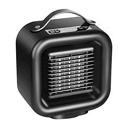JCCOZ -URG - Calefactor eléctrico portátil de 1000 W, calentador eléctrico, calentador de Ptc, calentador de cerámica con tip-Over Protection Surcalentamiento Oscilación For La Cas