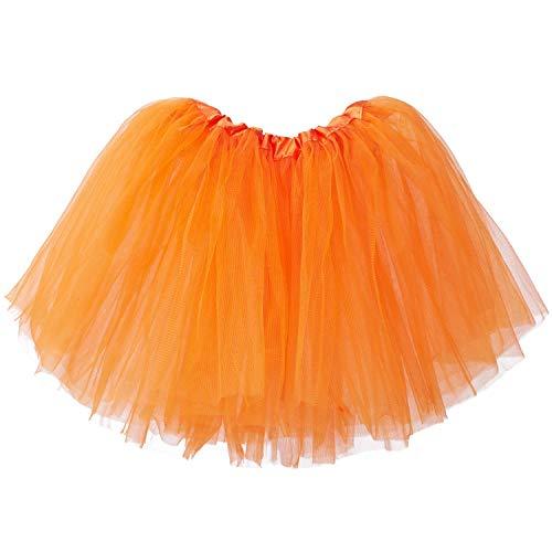 - Erwachsene Orange Kostüme