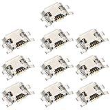 CellphoneParts BZN 10 PCS de Carga del Puerto de Conector for Motorola Moto G2 / Moto G (Segunda generación) XT1063 XT1064 XT1068 XT1069