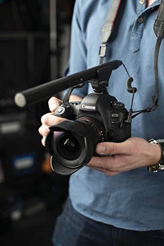 Sennheiser MKE 600 – Kondensator-Richtmikrofon für Videokameras
