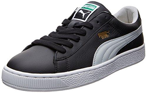 PUMA Basket Classic LFS - Zapatillas de Deporte para Hombre, Color Negro, Talla 44.5 EU