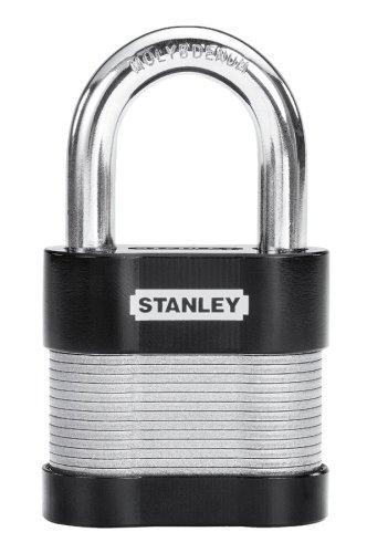 Stanley Hardware S828-244 CD8824 Laminated Steel Padlock