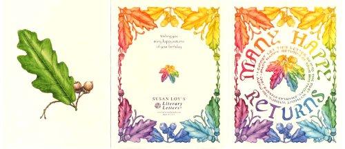 Literary Birthday Card Assortment Photo #3