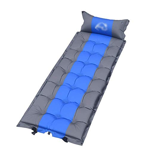 JIAMING Inflatable Air Bed Extra Large Air Bed Air Bed Sleeping Single Air Bed Adult Single Air Bed Automatic Air Bed Car Air Bed Camping Air Bed Air Bed blow up bed