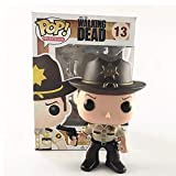 Funko Pop Television : The Walking Dead - Rick Grimes 3.75inch Vinyl Gift for Zombies Television Fan...