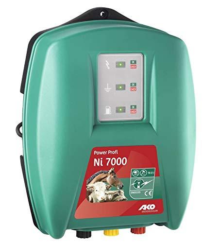Weidezaungerät Power Profi Ni7000 230 Volt mit AKOtronic - Impulstechnik