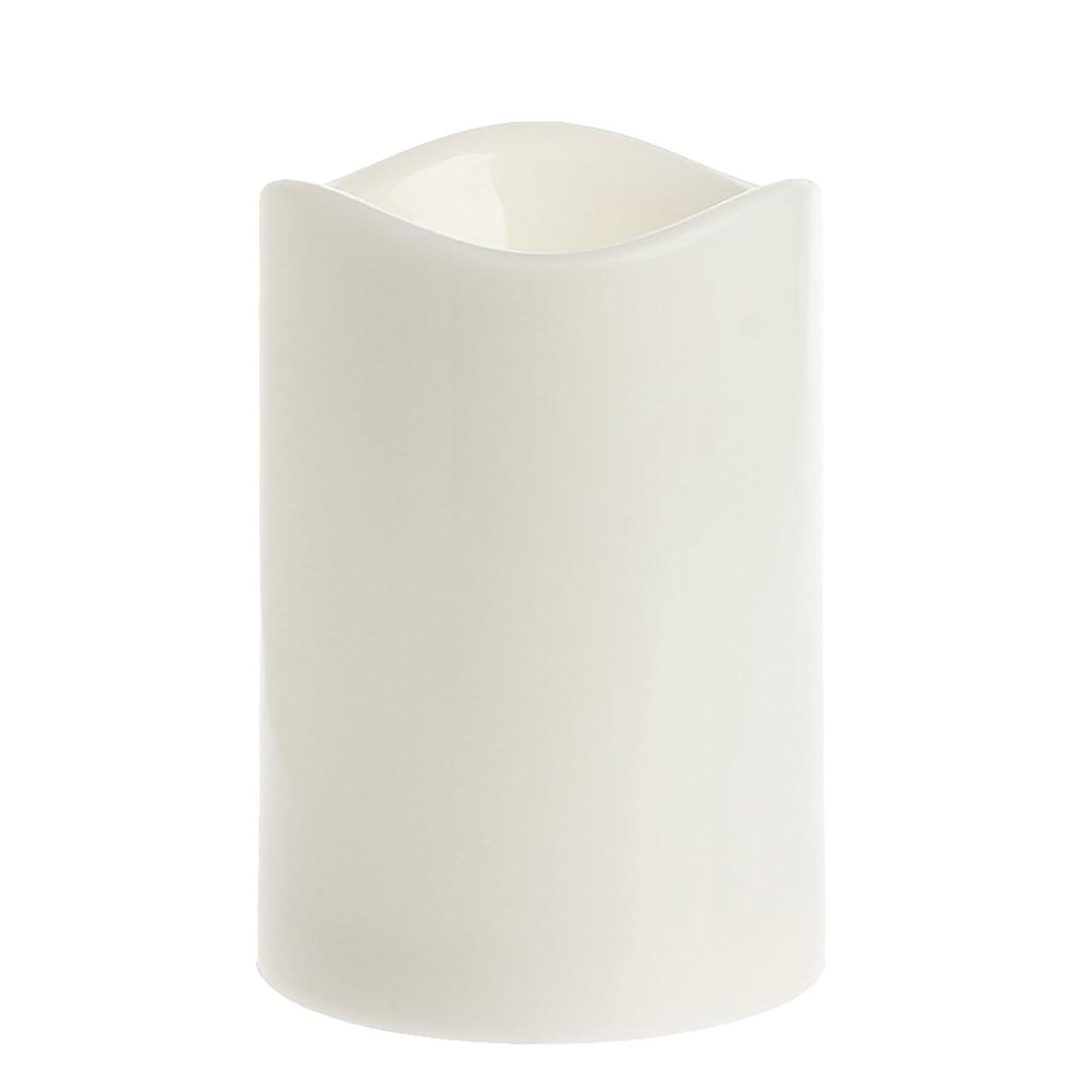 なめる小麦粉掃除SimpleLifeロマンチックFlameless LED電子キャンドルライトウェディング香りワックスホームインテリア