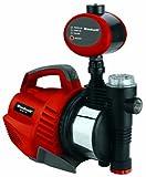 Einhell RG-AW 1139 Hauswasserautomat, 1100 Watt, 4100 l/h Fördermenge,...