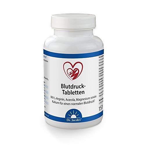 Dr. Jacob\'s Blutdruck-Tabletten 151 g Dose