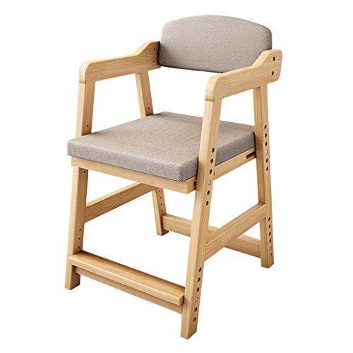 Anti-joroba kinderbureaustoel, voor het optillen van scholieren en leren rugleuning, ergonomische stoel, zithouding, computerstoel