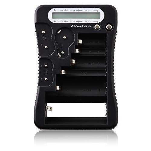 enevoltbasic『ユニバーサル電池チェッカー(3R-CHR01)』