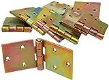 KOTARBAU Kistenband 100 x 50 mm 10 St. Scharnier Gerollte
