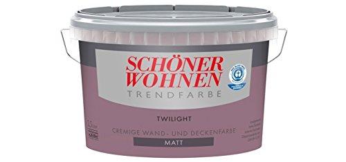 2,5 L Schöner Wohnen Trendfarbe, Wandfarbe, Twilight Matt