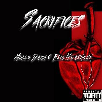Sacrifices (feat. Eric Heartnet)
