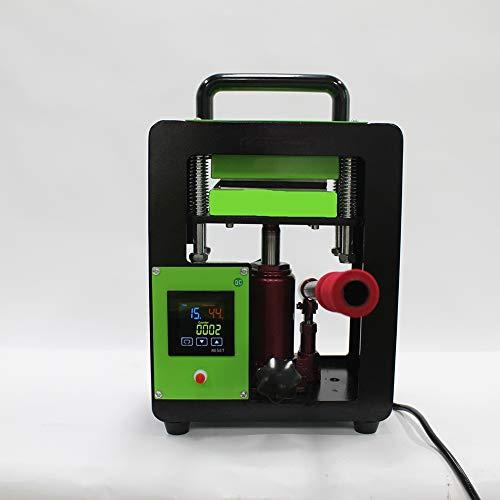 Nlight Heat Press Machine Mini Manual Heat Press Machine Multifunctional Heat Press Swivel Heat Press Machine Squeezer Extraction Machine Rosin Heat Press Machine for Plate